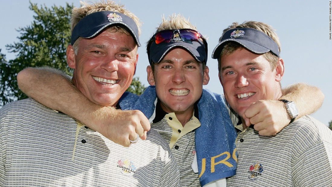 More success followed in 2004 when Europe trounced the U.S. team 18½ - 9½ at Oakland Hills. Clarke won 3½ points out of a possible five in the biggest winning margin since 1981.