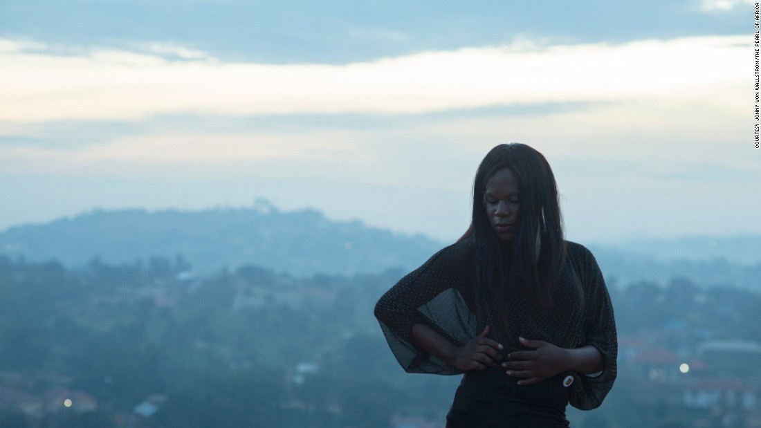 The Pearl of Africa is a beautifully shot seven-part series from Swedish filmmaker Jonny von Wallstrom. It showcases the highly emotive story of Cleo, a 27-year-old trans woman born biologically male. Shot over 18 months, it takes viewers on an intimate journey with the courageous transgender woman as she searches for answers about her identity, family and the country she was born in.