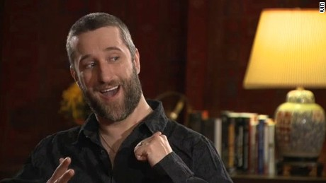"The late Dustin Diamond played Screech on ""Saved by the Bell."""
