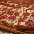 little caesars bacon pizza