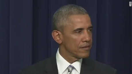 Obama: 'We are not at war with Islam'