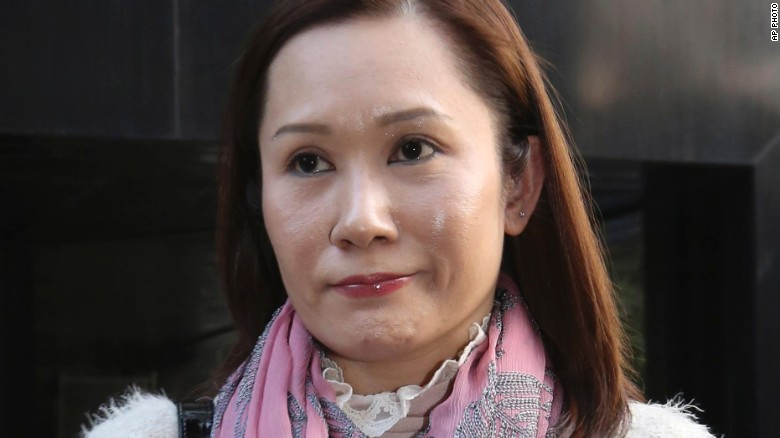Abused maid: I can forgive my former employer