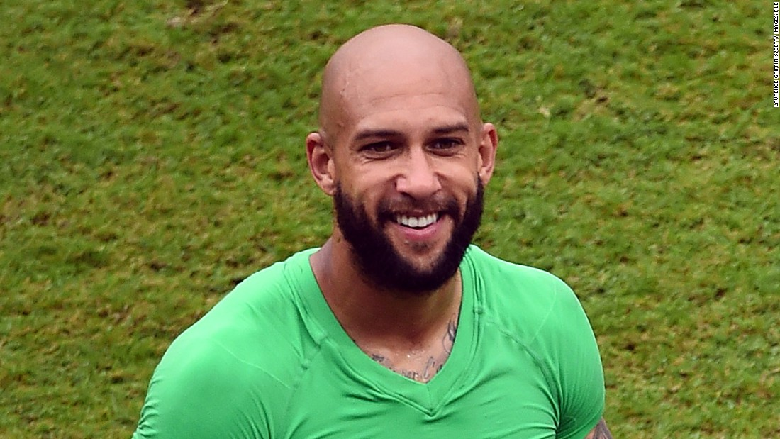 Tim Howard opens up about Tourette's, divorce and wanting to be a soccer dad