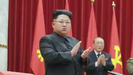 Kim Jong Un's new 'power' haircut