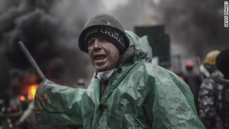 One year since violent day on Kiev's Maidan Square