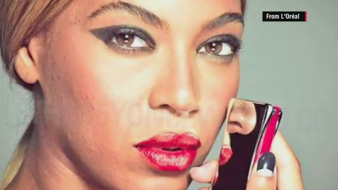 Beyonce fans swarm after unretouched photos surface