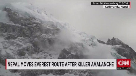 exp Nepal Moves Everest Route After Killer Avalanche_00002001