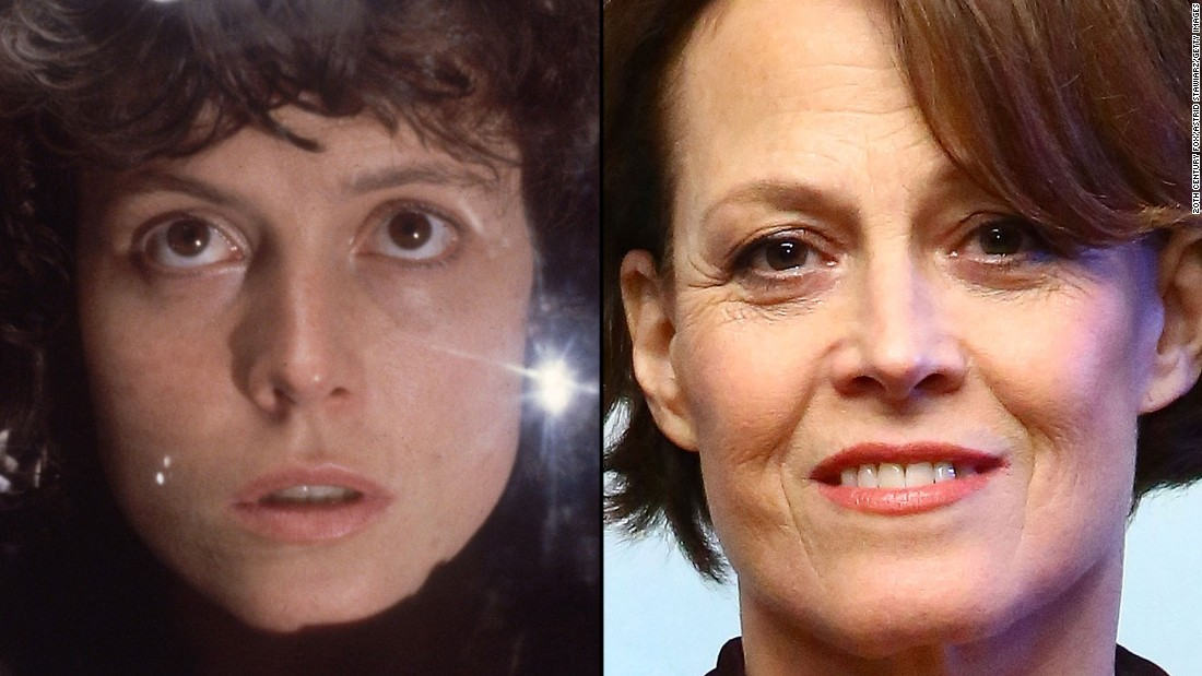 "The first ""Alien"" (1979) made a star of Sigourney Weaver, whose Ripley character returned in three sequels. Since appearing in ""Alien: Resurrection"" in 1997, Weaver has narrated the US version of the documentary series ""Planet Earth"" and reunited with ""Aliens"" director James Cameron for 2009's ""Avatar."""