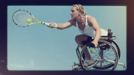 The Roger Federer of wheelchair tennis