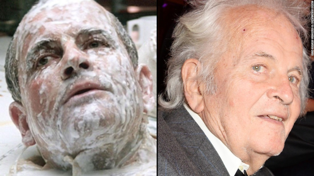 "British actor Ian Holm played Ash, the spaceship's science officer, who was revealed to be an android in the first film. Holm is probably best known for playing Bilbo Baggins in ""The Lord of the Rings"" movies."