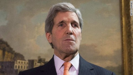 Kerry: Russia actions are 'simply unacceptable'
