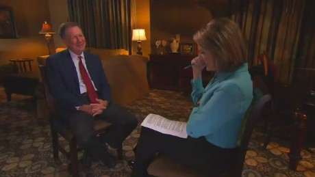Gov. Kasich: 'I'm worried about America'