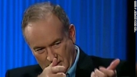 Bill O'Reilly in 2008: I had an M16 pointed at my head