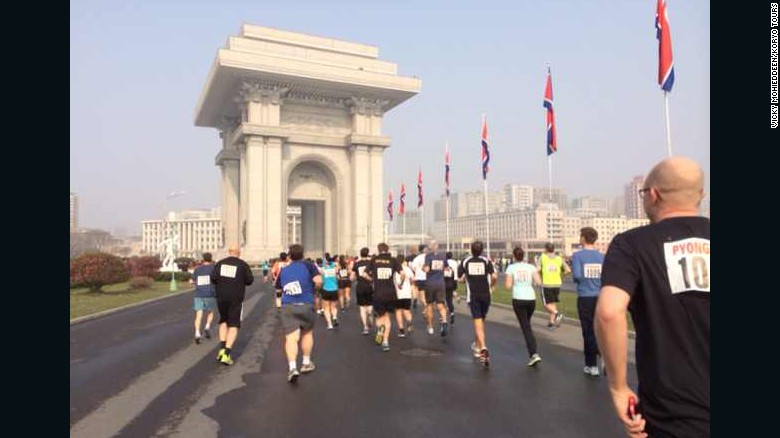 'Ebola fears' halt Pyongyang marathon for outsiders