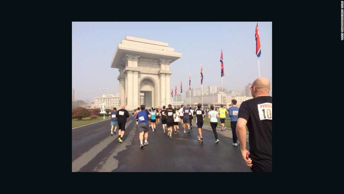 Pyongyang bans foreign runners from marathon