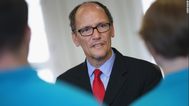 Labor Sec. Tom Perez in his own words