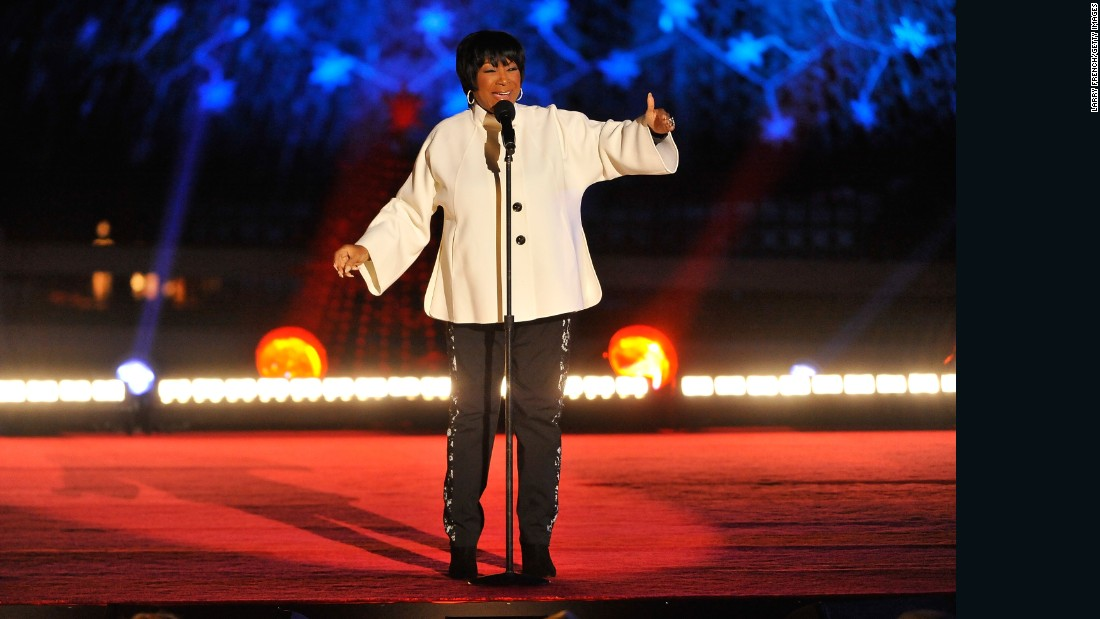 "Legendary soul singer Patti LaBelle, who was partnered with pro dancer Artem Chigvintsev, will always be a winner in the music world. She performed her hit song ""2 Steps Away"" on the finale."