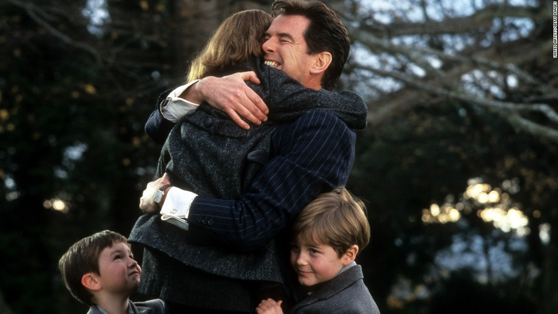 "<strong>""Evelyn"" (2002): </strong>Sophie Vavasseur and Pierce Brosnan star in this drama about a father struggling to regain custody of his family. <strong>(Netflix) </strong>"