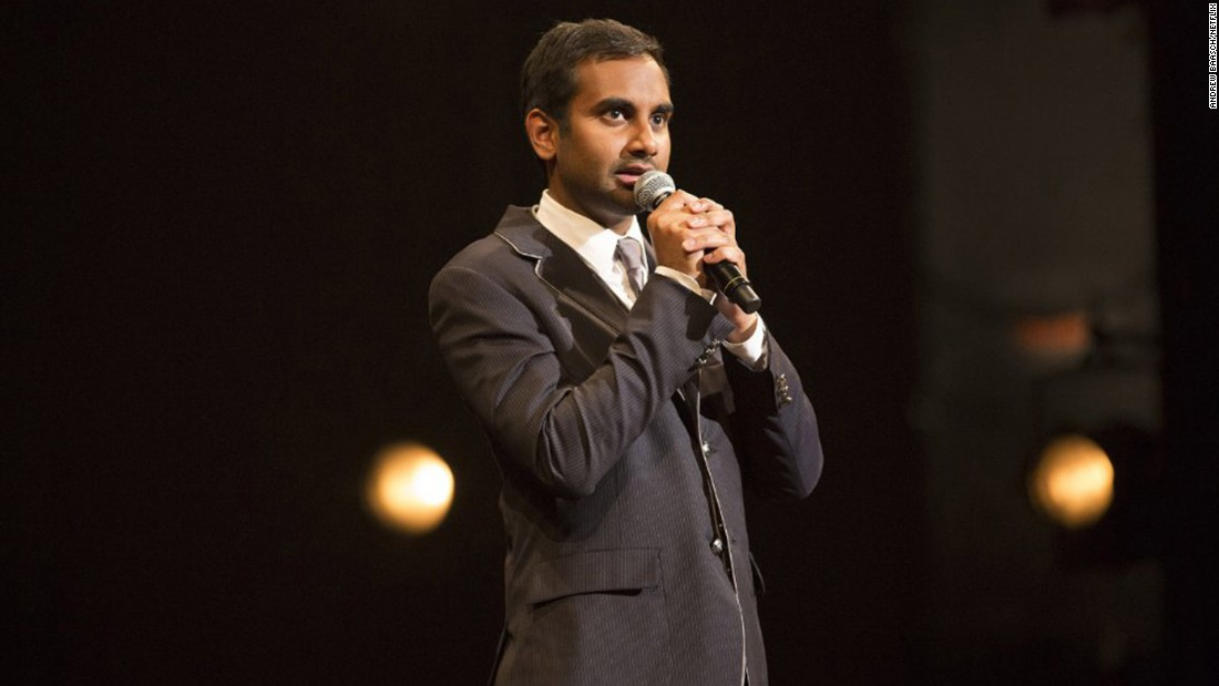 "<strong>""Aziz Ansari Live at Madison Square Garden"" (2014) :</strong> The ""Parks and Recreation"" star covers everything from relationships to gender inequality during his sold-out stand up performance at the famous New York City venue. <strong>(Netflix) </strong>"