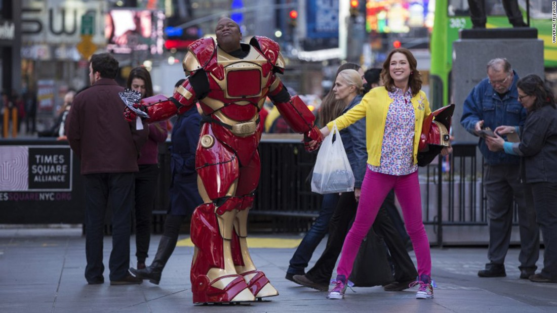 "There has been a decided lack of Tina Fey since ""30 Rock"" went off the air, but we can now console our selves with the  <strong>""Unbreakable Kimmy Schmidt.""</strong> The new comedy staring Ellie Kemper as woman starting her life over in New York City is Fey's brainchild and premiering on <strong>Netflix</strong> in March. Here's what else starts streaming that month:"