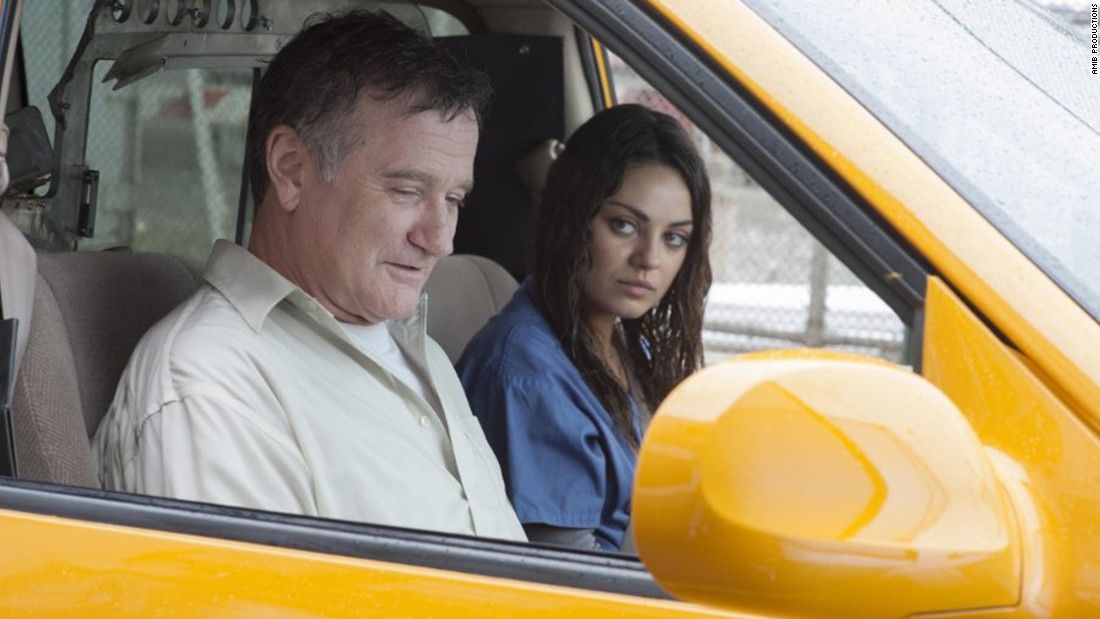 "<strong>""The Angriest Man in Brooklyn"" (2014) :</strong> The late Robin Williams stars as a man rushing to reconcile with his family in the short amount of time he has to live. <strong>(Netflix, Amazon Prime)</strong>"