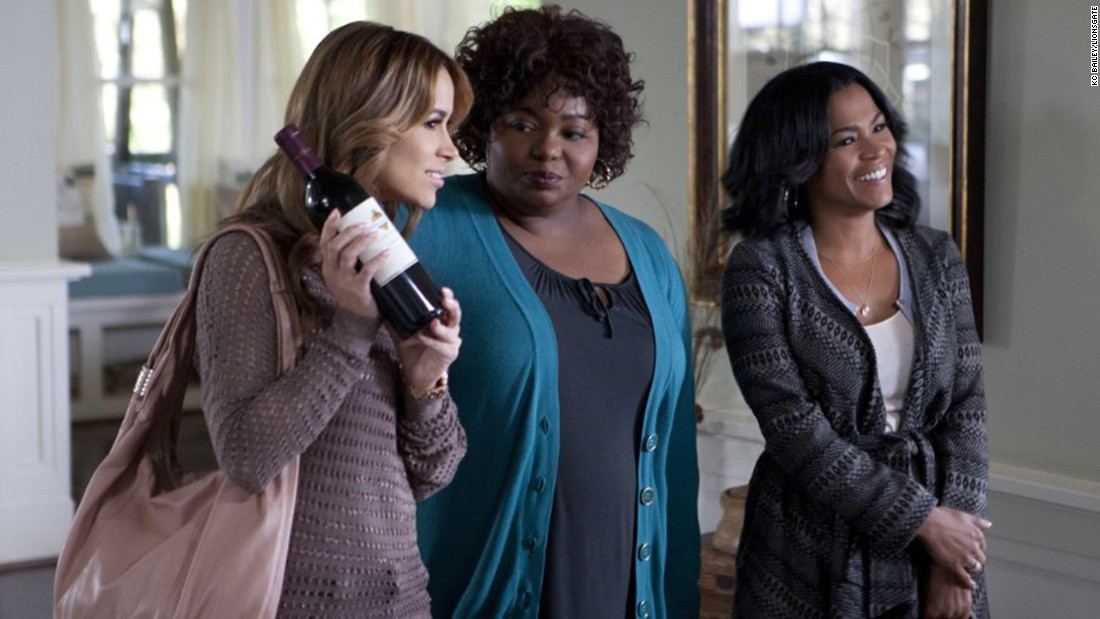 "<strong>""Tyler Perry's The Single Moms Club"" (2014) :</strong> A group of single mothers form a support group in this dramedy. <strong>(Netflix, Amazon Prime)</strong>"