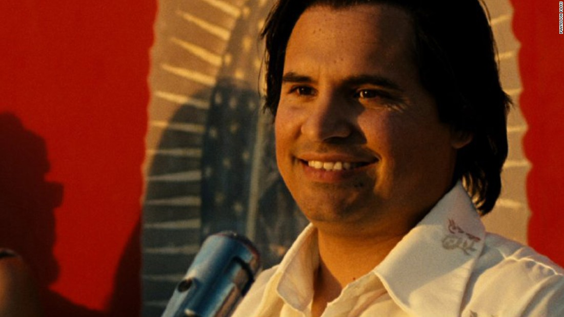 "<strong>""Cesar Chavez"" (2014) : </strong>Michael Peña stars in the title role in the biopic  about the famed labor leader and civil rights activist. <strong>(Netflix) </strong>"