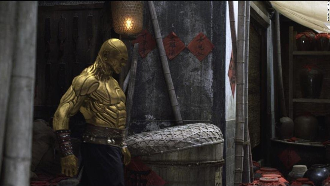 "<strong>""The Man with the Iron Fists"" (2012) </strong>: A group sets out on a hunt for gold in this tale. <strong>(Netflix) </strong>"