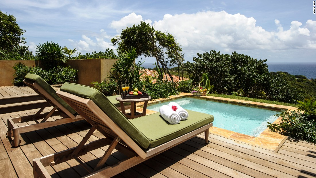 10 Of The World S Coolest Hotel Plunge Pools Cnn Travel