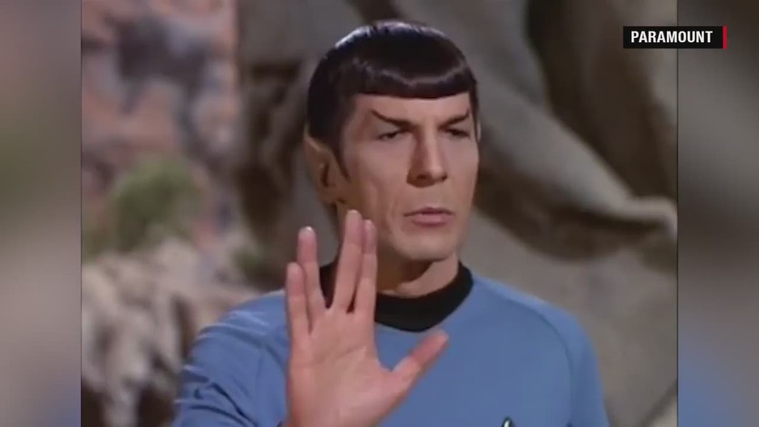 Leonard Nimoy, 'Star Trek's' Spock, dead at 83 - CNN.com