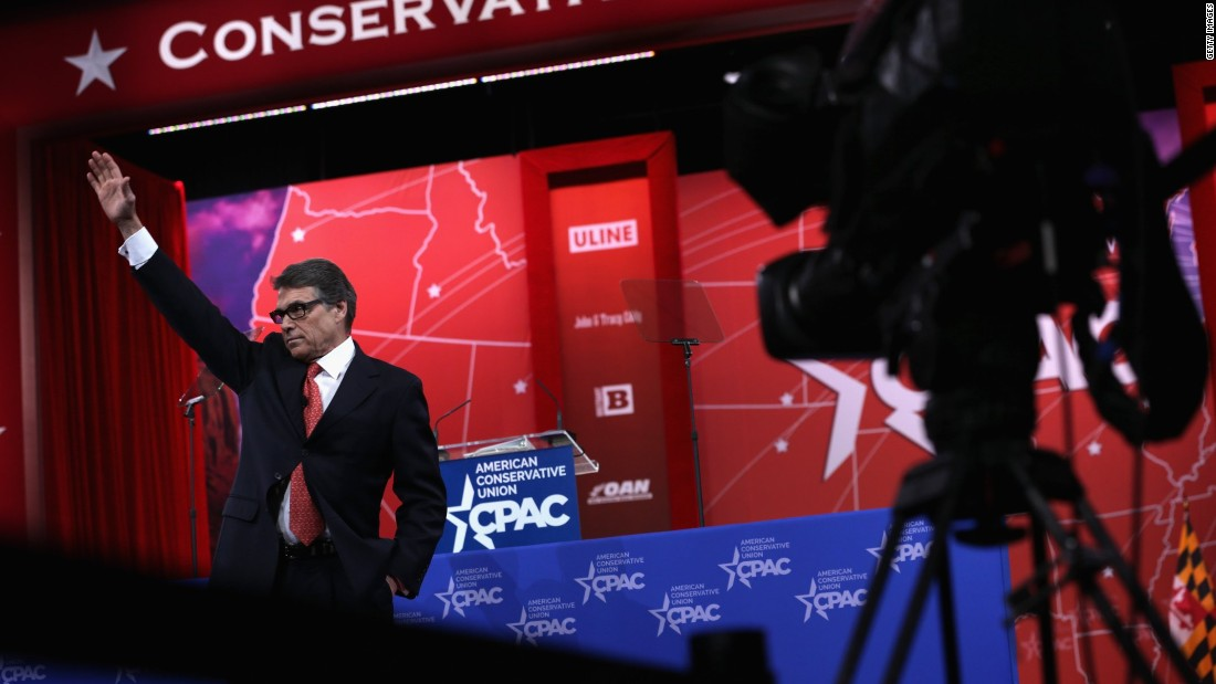rick perry cpac 2015