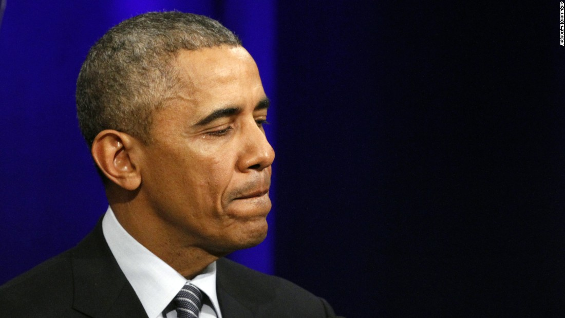 Obama: Ferguson police abuse 'not an isolated incident'