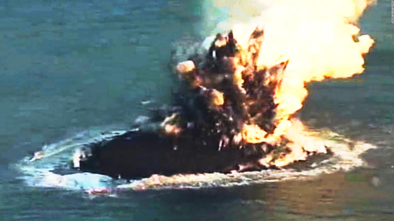 Volcano forms new island - CNN Video