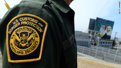 'Detached from reality': Border residents on DHS funding fight