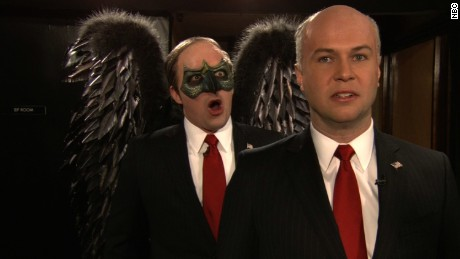 'SNL' mocks Giuliani in 'Birdman' skit