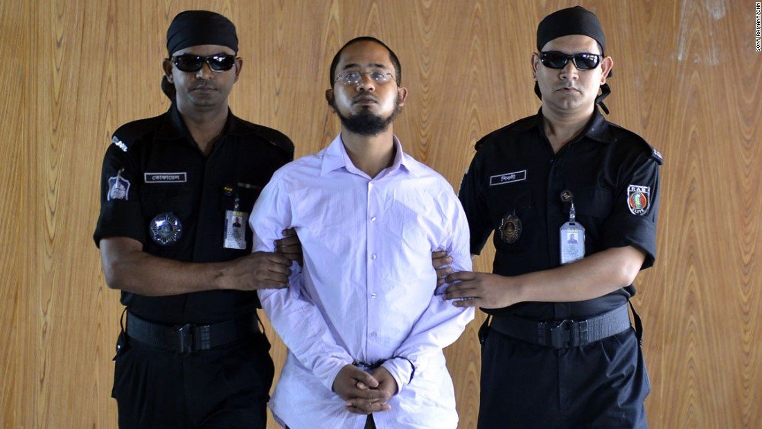 Rahman was arrested  on Monday, March 2, 2015.