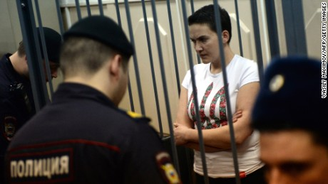 Ukrainian pilot Nadiya Savchenko has been freed by Russia, her lawyer said Wednesday.