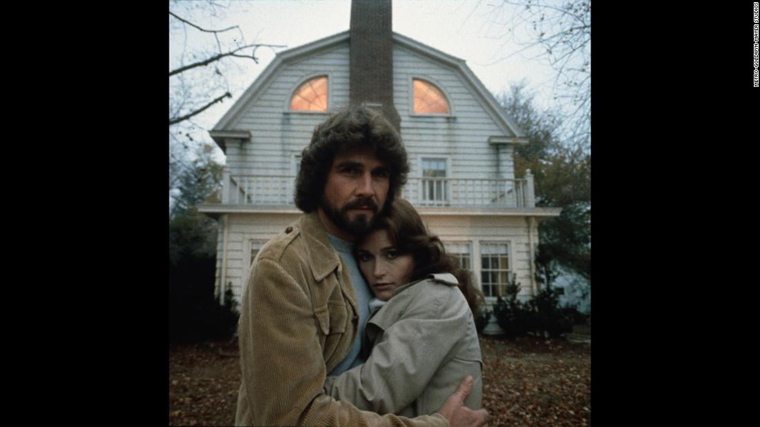 "<strong>""The Amityville Horror""</strong>: James Brolin and Margot Kidder are terrorized in the suburbs by the supernatural in this horror classic. <strong>(Hulu) </strong>"