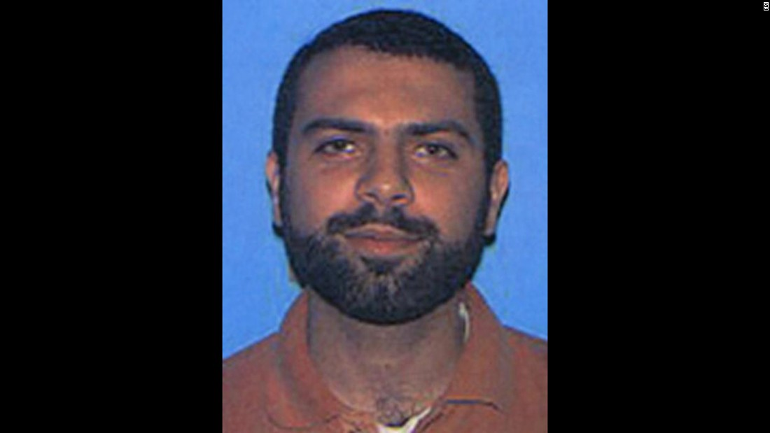 "<a href=""http://www.cnn.com/2014/09/05/world/meast/isis-social-media-abousamra/"">Ahmad Abousamra</a>, who holds dual U.S. and Syrian citizenship, is wanted by the FBI on terrorism charges issued in 2009. They include providing material support to terrorists."