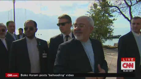Iran reacts to Netanyahu speech