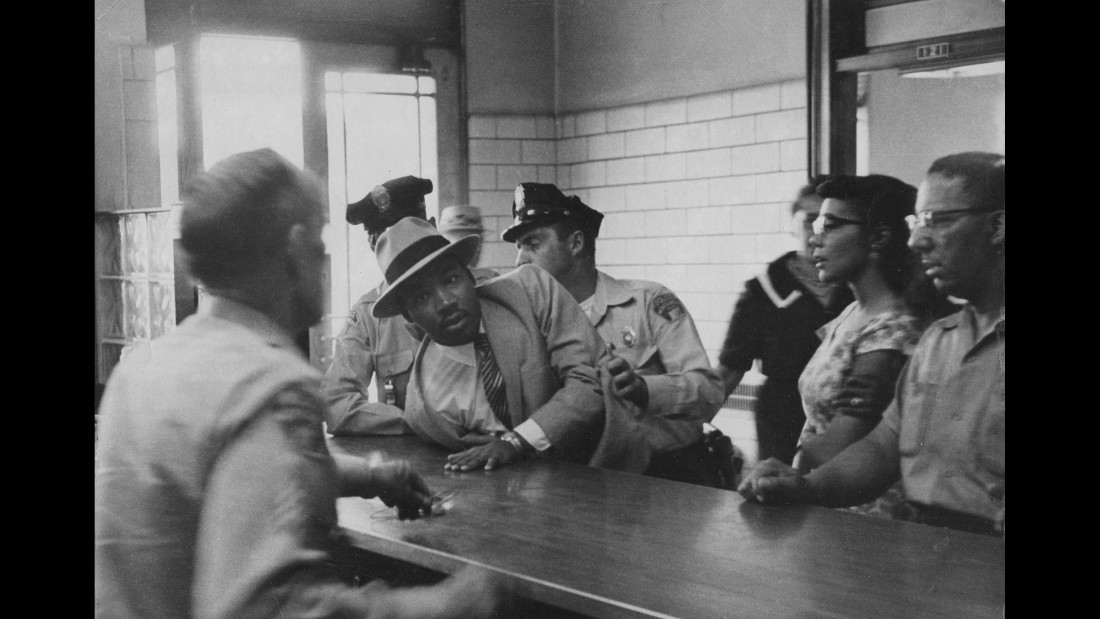 'Unparalleled': Charles Moore's photos of the civil rights movement