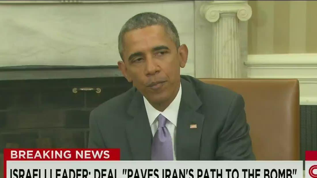 Netanyahu warns Congress: Deal will lead to Iranian nuclear bomb
