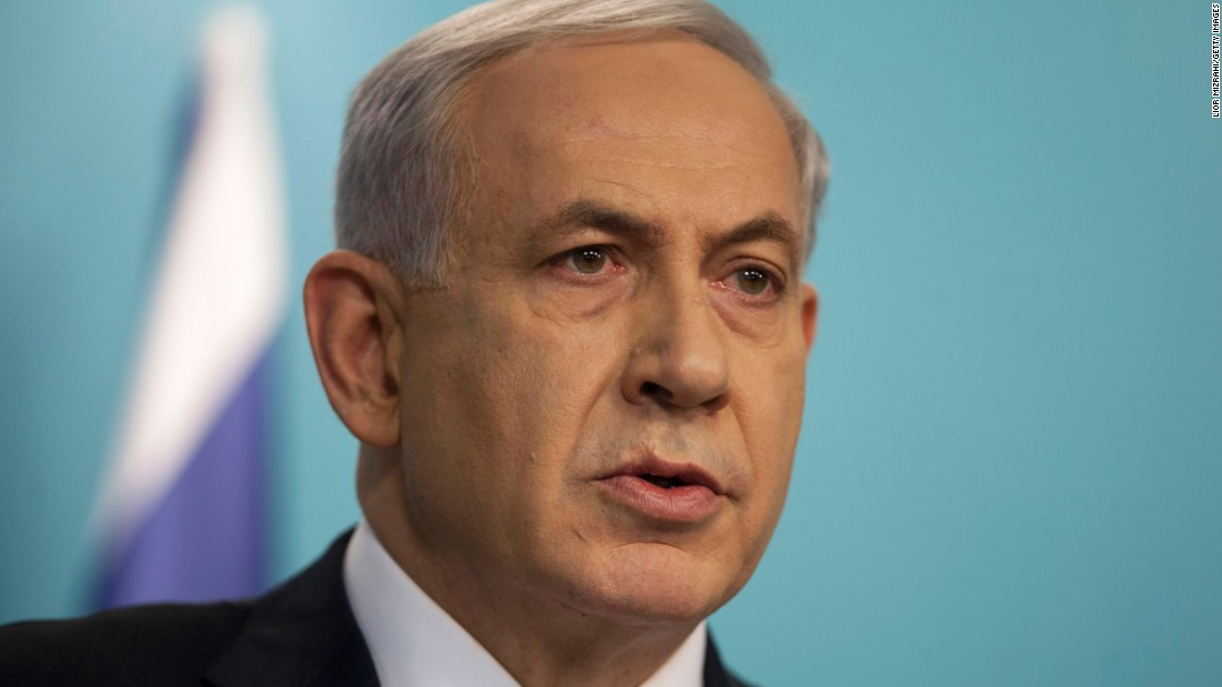 Jew Detector: Netanyahu Walks Back Palestinian State Comment