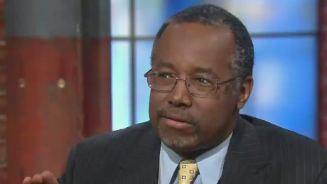 Ben Carson: Prison proves being gay is a choice