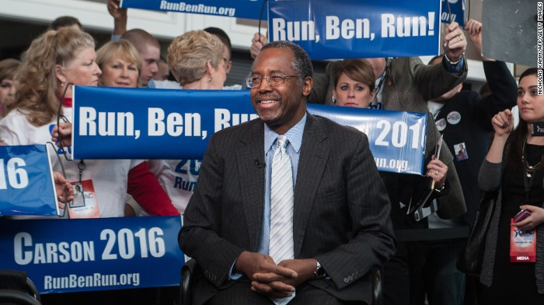 Dr. Ben Carson: I respect the LGBT community