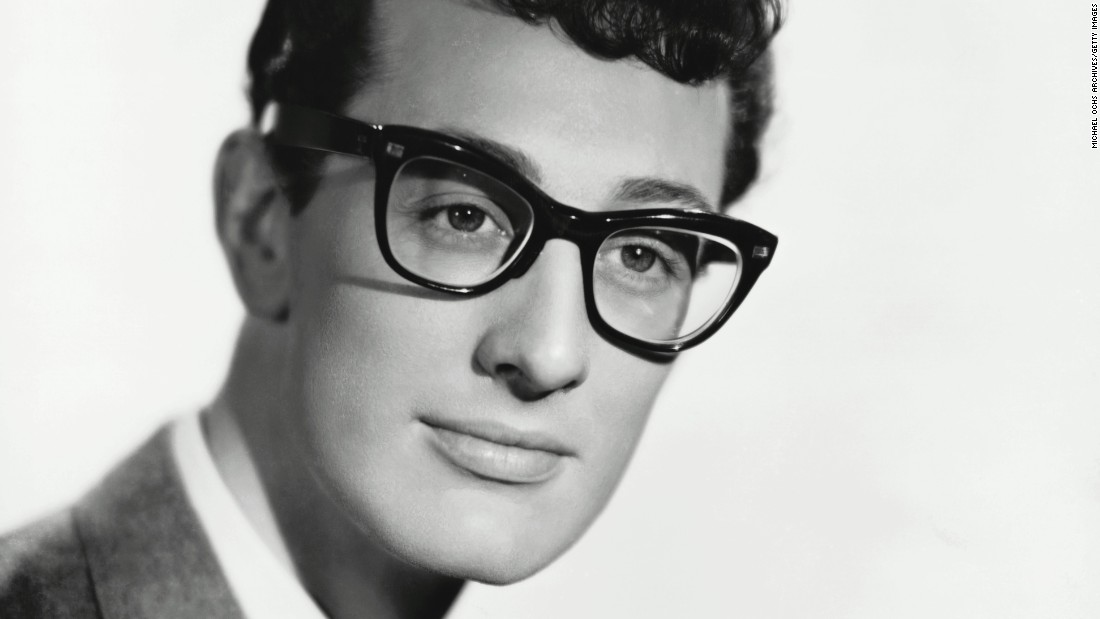 "Musician Buddy Holly, 22, was one of four people -- including two other promising young singers -- killed in a February 3, 1959, plane crash a few miles from Mason City Municipal Airport, near Clear Lake, Iowa. The tragedy became known as ""The Day the Music Died,"" after a lyric from Don McLean's 1971 hit ""American Pie."""