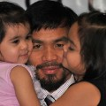 manny pacquiao children daughters