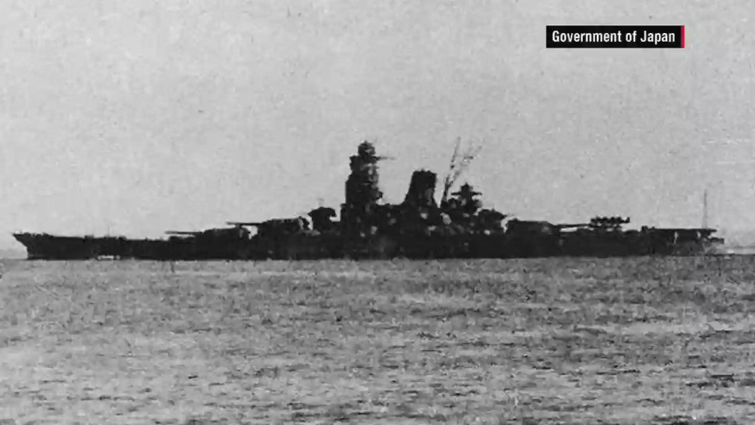 Microsoft co-founder says he's discovered long-lost Japanese battleship