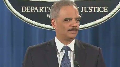 Holder: Law enforcement in Ferguson used for revenue