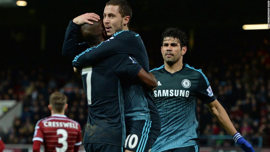 Chelsea maintains five point lead atop Premier League